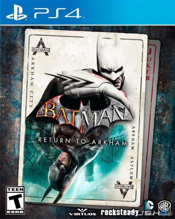 Buy Batman Return To Arkham(PS4) a PS4 Game from ShamyStores - Shamy Stores