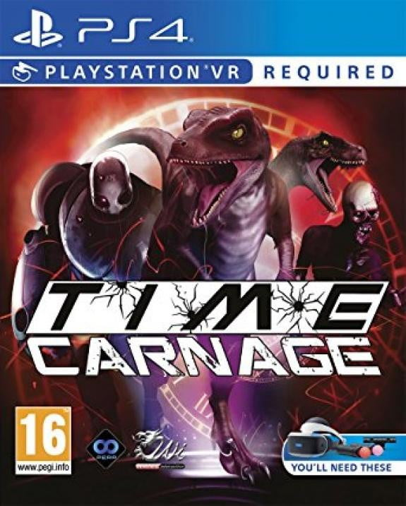Shamy Stores Time Carnage VR (PS4) PS4 Game Sony Sony egypt