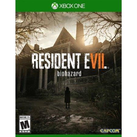 Buy Resident Evil 7 (XBOX ONE) XBOX ONE in Egypt - Shamy Stores