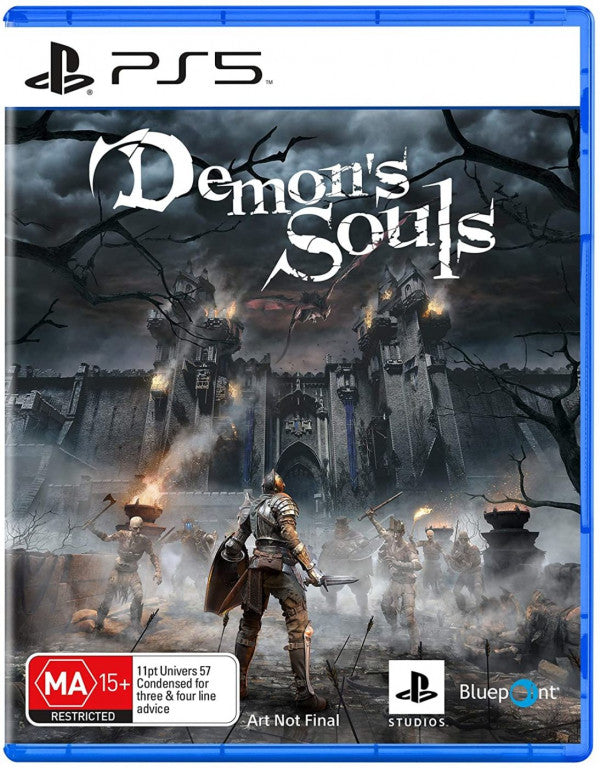 Demon's Souls PS5 Used