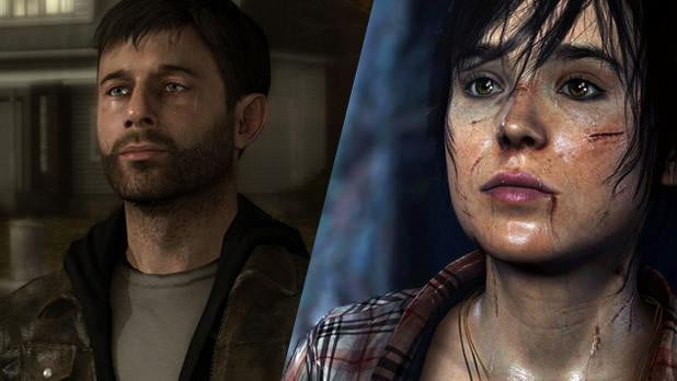 Buy Heavy Rain & Beyond: Two Souls Collection (PS4) PS4 Game in Egypt - Shamy Stores
