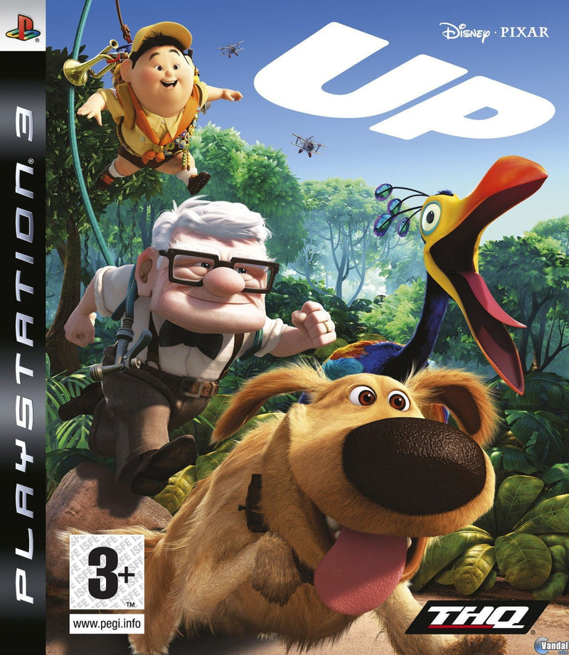 Shamy Stores Disney pixer up (PS3) PS3 Game ShamyStores ShamyStores egypt