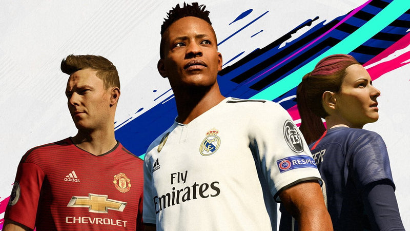 Buy FIFA 19 (PS4) PS4 Game in Egypt - Shamy Stores