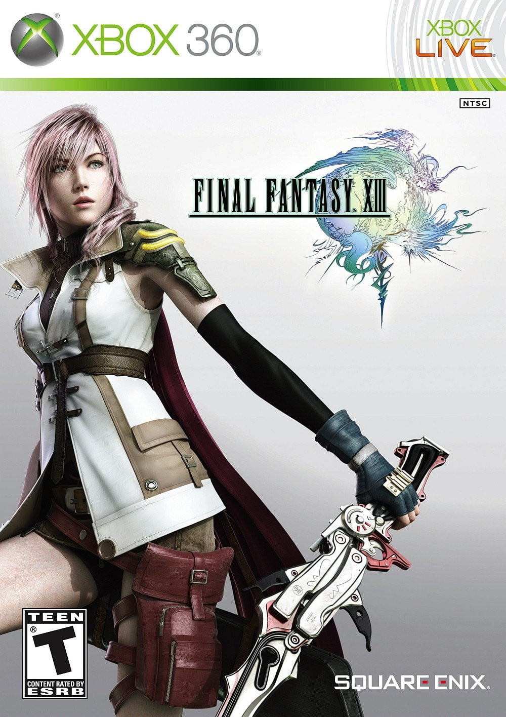 Final fantasy XIII (XBOX 360) XBOX 360 Game - Shamy Stores