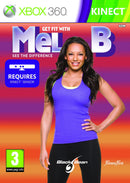 Buy Get Fit With Mel B (XBOX 360) XBOX 360 Game in Egypt - Shamy Stores