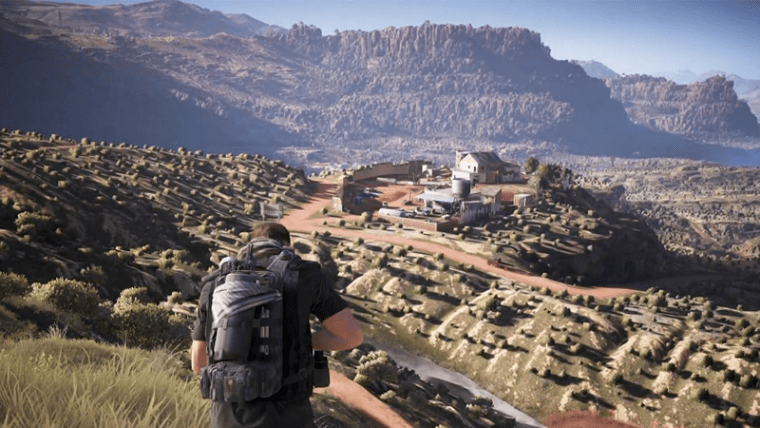 Buy Tom Clancy's Ghost Recon Wildlands (PS4) PS4 Game in Egypt - Shamy Stores