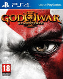 Shamy Stores God of War 3 Remastered (PS4) Used PS4 Game Santa Monica Santa Monica egypt