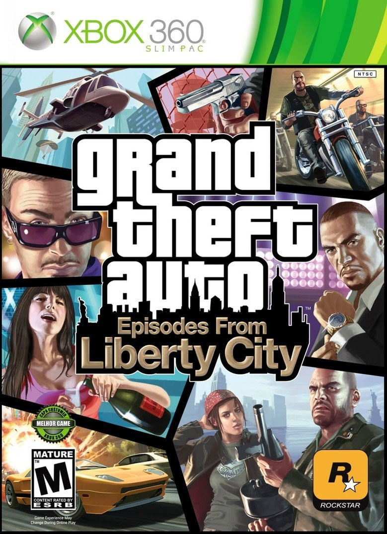 gta episode from liberty city