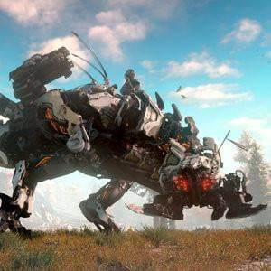 Buy Horizon Zero Dawn (PS4) a PS4 Game from Guerrilla - Shamy Stores