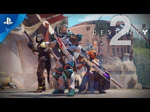 Buy Destiny 2 (PS4) PS4 Game in Egypt - Shamy Stores