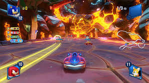 Team Sonic Racing (PS4) Used