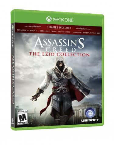 Buy Assassin's creed ezio  collection a XBOX ONE from ShamyStores - Shamy Stores