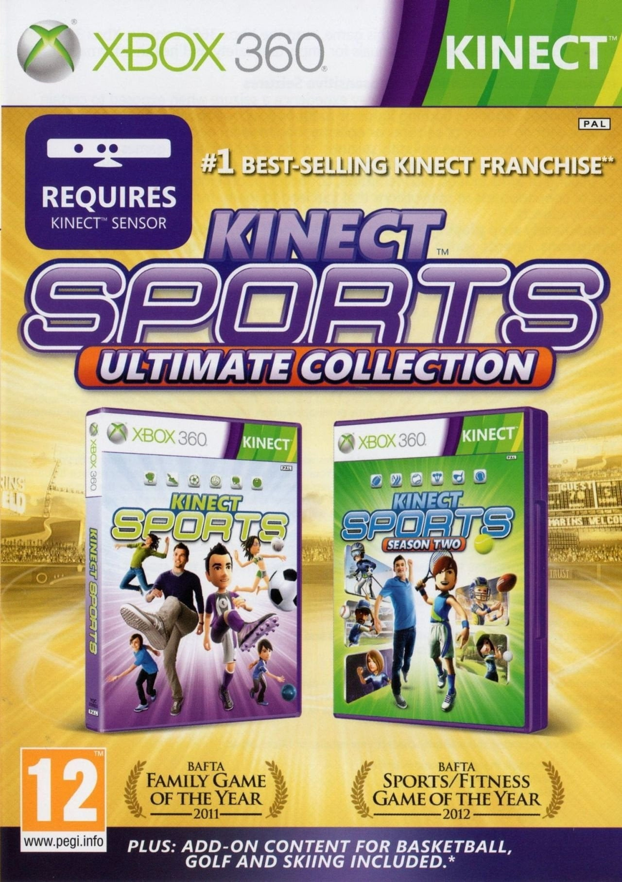 Kinect Sports: Ultimate Collection - ShamyStores