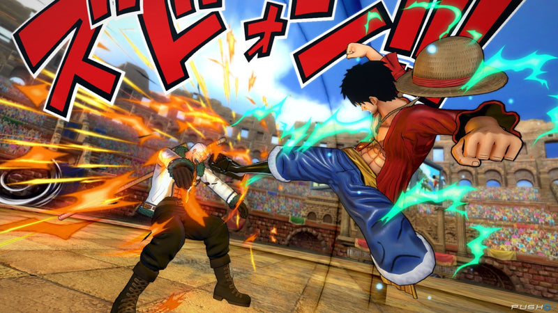 Buy One Piece : Burning blood (PS4) PS4 Game in Egypt - Shamy Stores