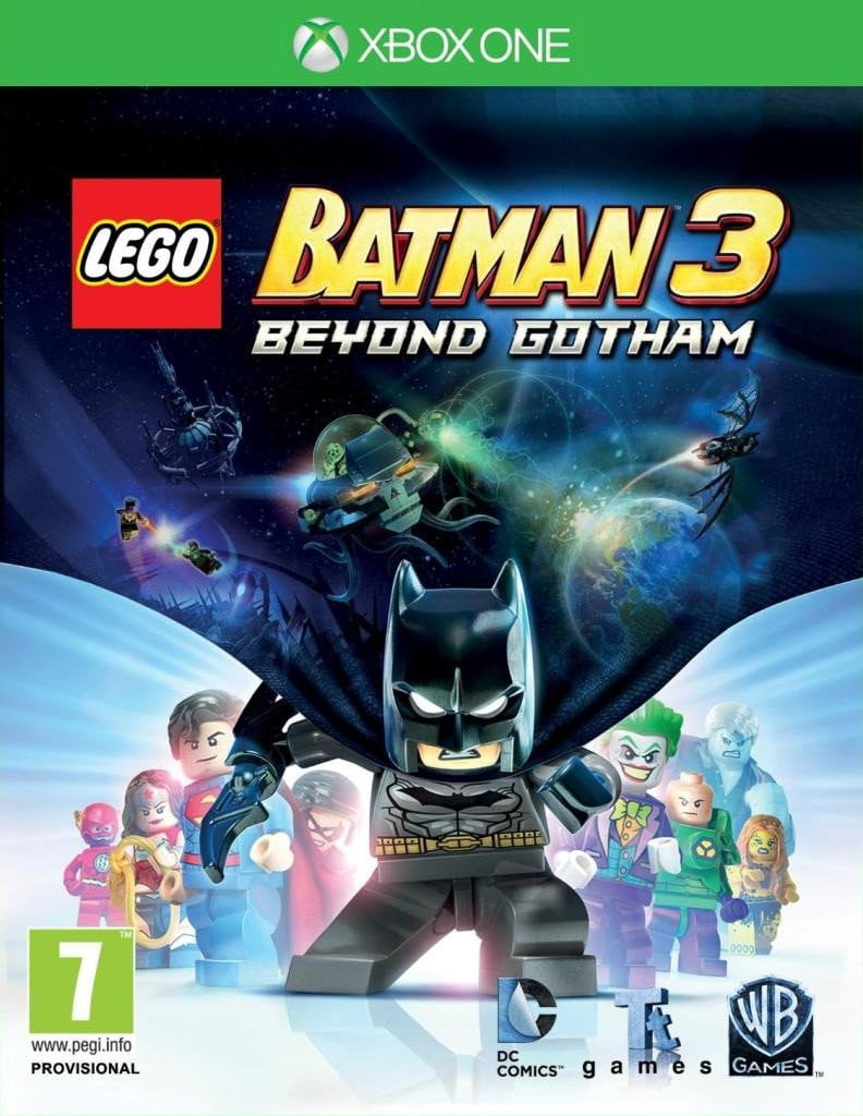 Buy Lego Batman 3 : Beyond Gotham (XBOX ONE) XBOX ONE in Egypt - Shamy Stores