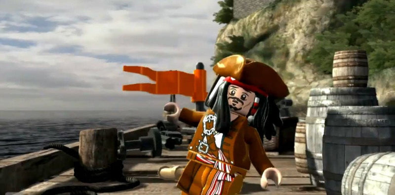 Buy LEGO Pirates of the Caribbean -The Video Game (PS3) PS3 Game in Egypt - Shamy Stores