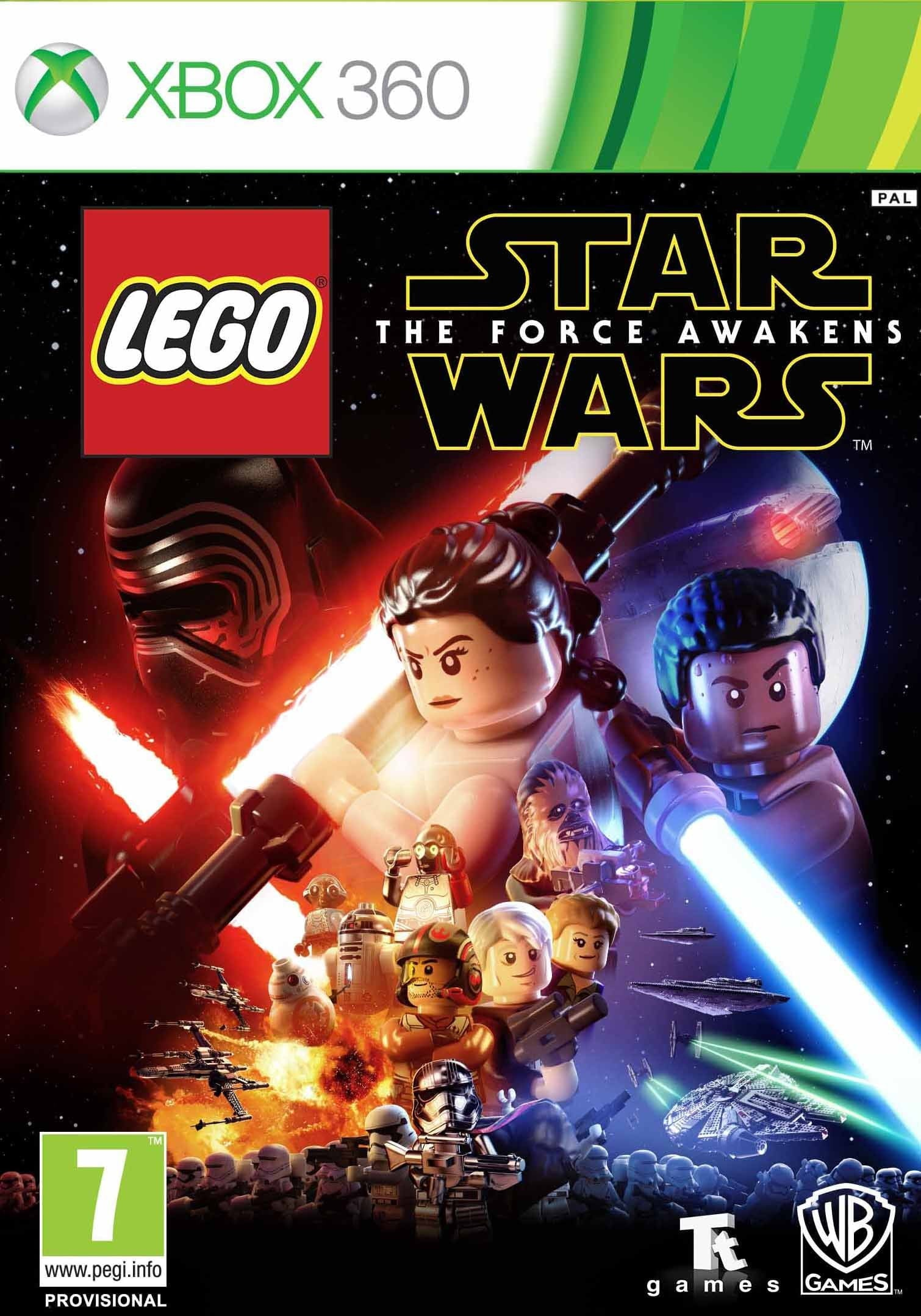 Buy Lego Star Wars The Force Awakens (XBOX 360) XBOX 360 Game in Egypt - Shamy Stores