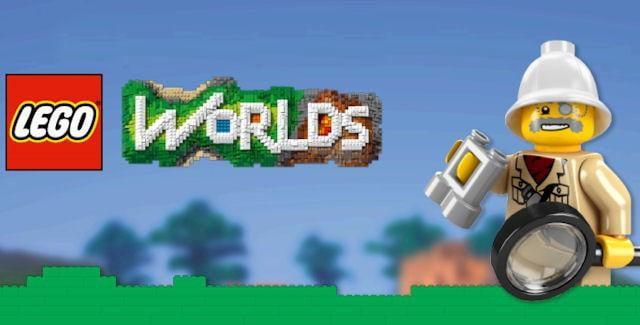 Buy Lego Worlds (PS4) PS4 Game in Egypt - Shamy Stores