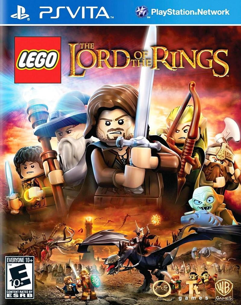 Buy Lego Lord Of The Rings PS Vita in Egypt - Shamy Stores