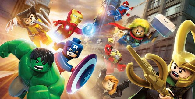 Buy Lego Marvel Avengers (PS4) PS4 Game in Egypt - Shamy Stores