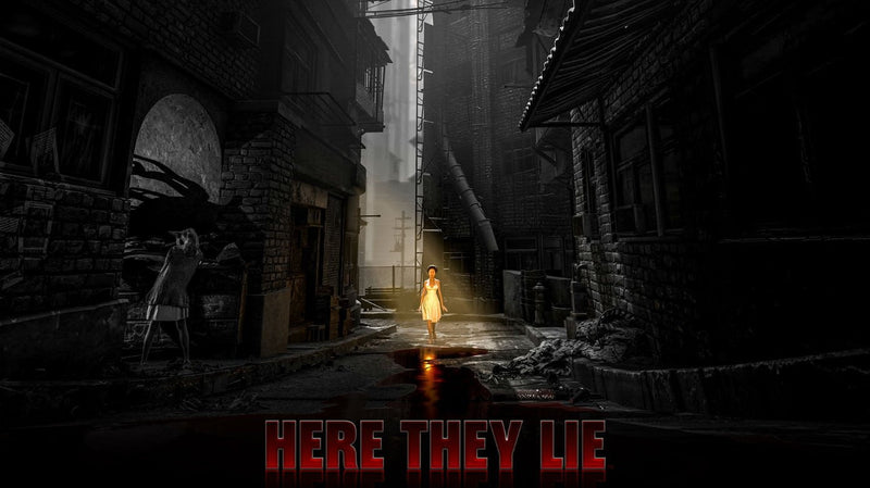 Buy Here They Lie (VR) (PS4) PS4 Game in Egypt - Shamy Stores