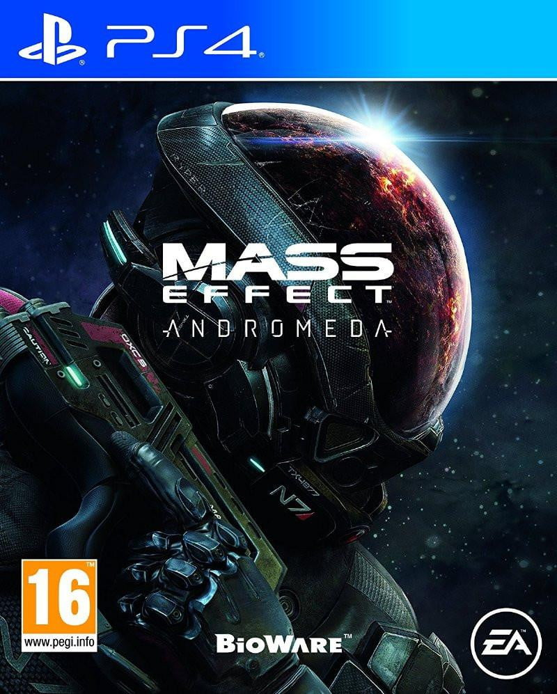 Shamy Stores Mass Effect Andromeda (PS4) PS4 Game Electronic Arts Electronic Arts egypt
