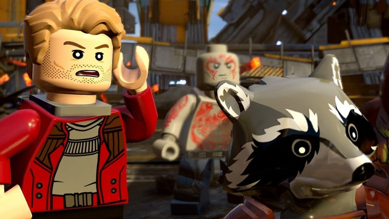 Buy Lego Marvel Super Heroes 2 (PS4) PS4 Game in Egypt - Shamy Stores