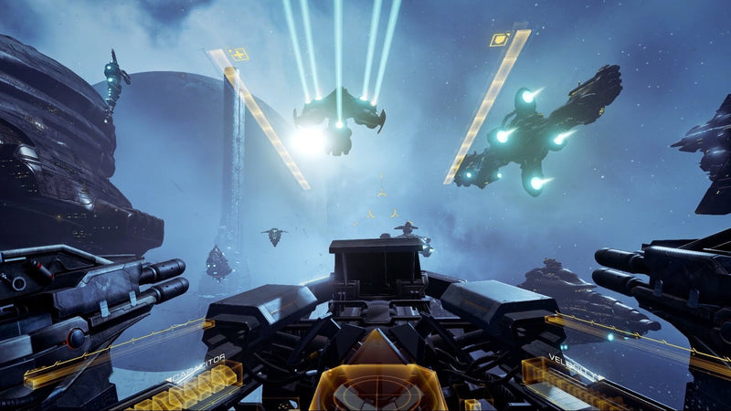 Buy Eve Valkyrie (VR)(PS4) PS4 Game in Egypt - Shamy Stores