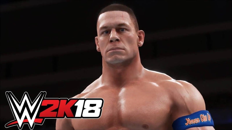 Buy WWE 2K18 (PS4) a PS4 Game from ShamyStores - Shamy Stores