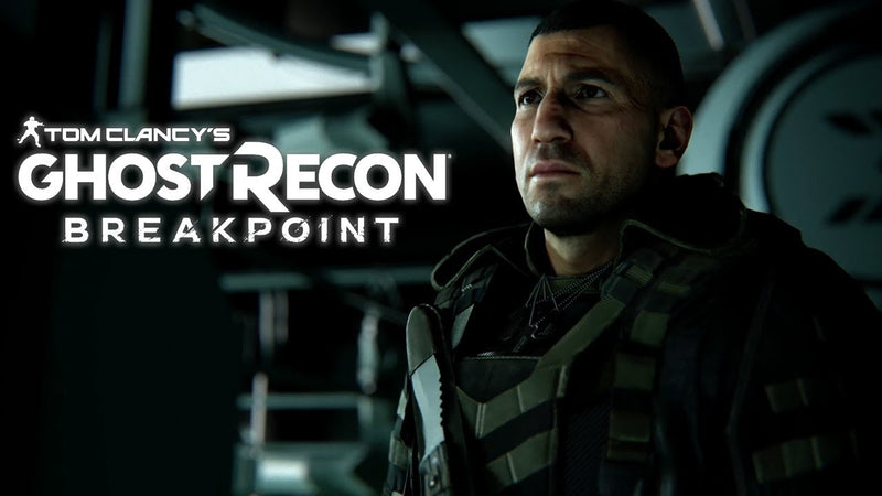 Tom Clancy's Ghost Recon Breakpoint (PS4) Used