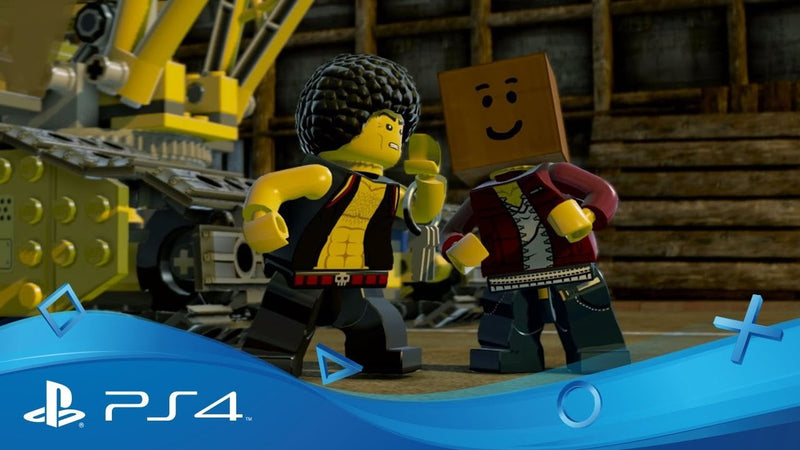 Buy Lego City Undercover (PS4) PS4 Game in Egypt - Shamy Stores