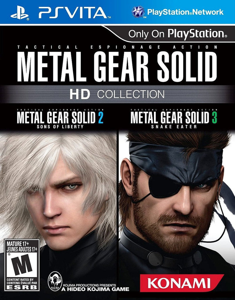Shamy Stores Metal Gear Solid HD Collection PS Vita ShamyStores ShamyStores egypt