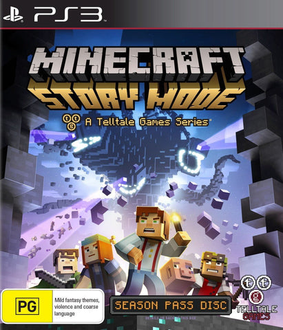 Minecraft: Story Mode - A Telltale Games Series - ShamyStores