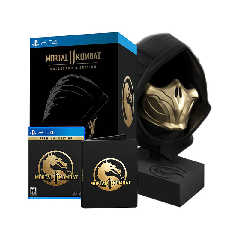 Mortal Kombat 11 Collector's Edition (PS4)