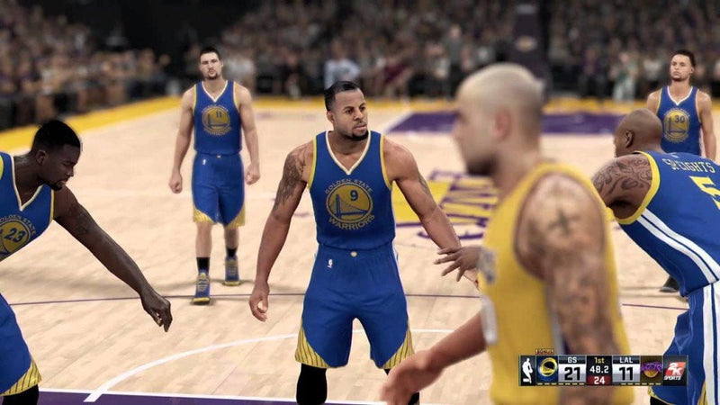 Buy NBA 2k17 PS3 Game in Egypt - Shamy Stores