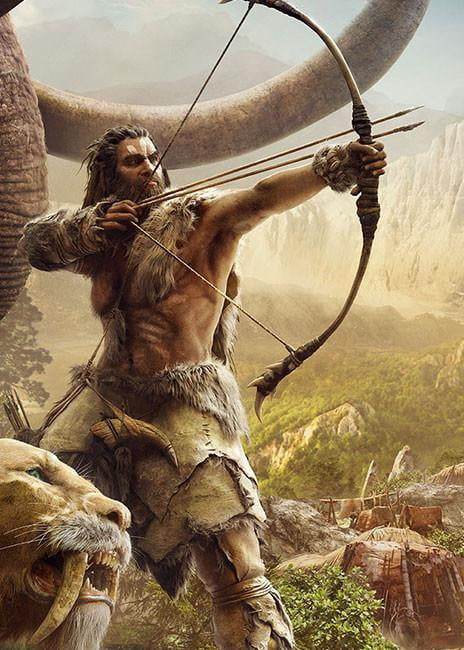 Buy Far Cry Primal PS4 Game in Egypt - Shamy Stores