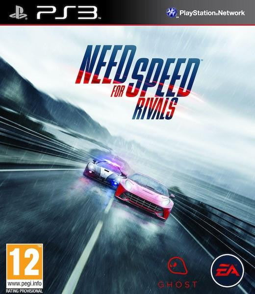 NFS Rivals (PS3) PS3 Game - Shamy Stores