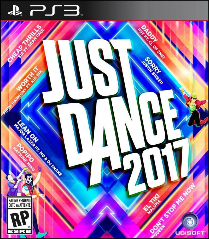 Buy Just Dance 2017 (PS3) PS3 Game in Egypt - Shamy Stores
