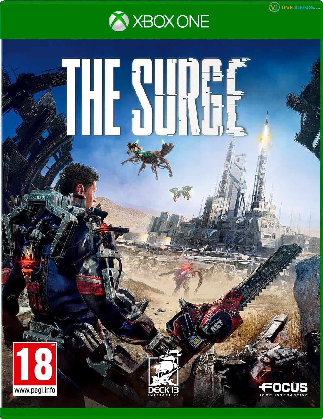 Buy The Surge (XBOX ONE) XBOX ONE in Egypt - Shamy Stores