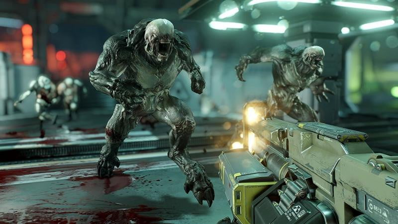 Buy Doom VR (PS4) PS4 Game in Egypt - Shamy Stores