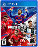 Shamy Stores eFootball PES 2020 (PS4) PS4 Game Konami Konami egypt