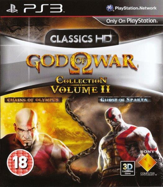 Buy God of War Collection Volume II (PS3) PS3 Game in Egypt - Shamy Stores