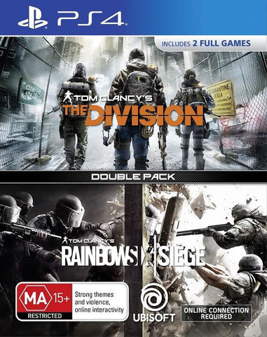 The division + rainbow six