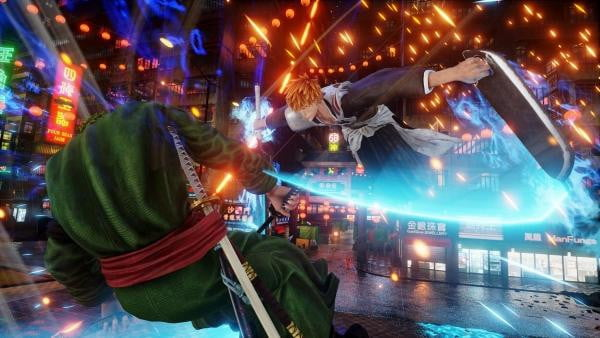 Buy Jump Force (PS4) PS4 Game in Egypt - Shamy Stores