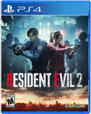 Shamy Stores Resident Evil 2 (PS4) Used PS4 Game Capcom Capcom egypt