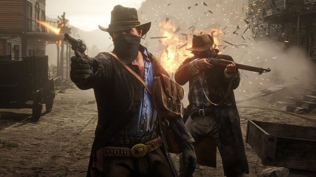 Red Dead Redemption 2 - ShamyStores