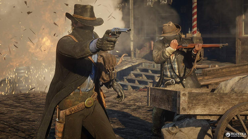 Buy Red Dead Redemption 2 (PS4) PS4 Game in Egypt - Shamy Stores