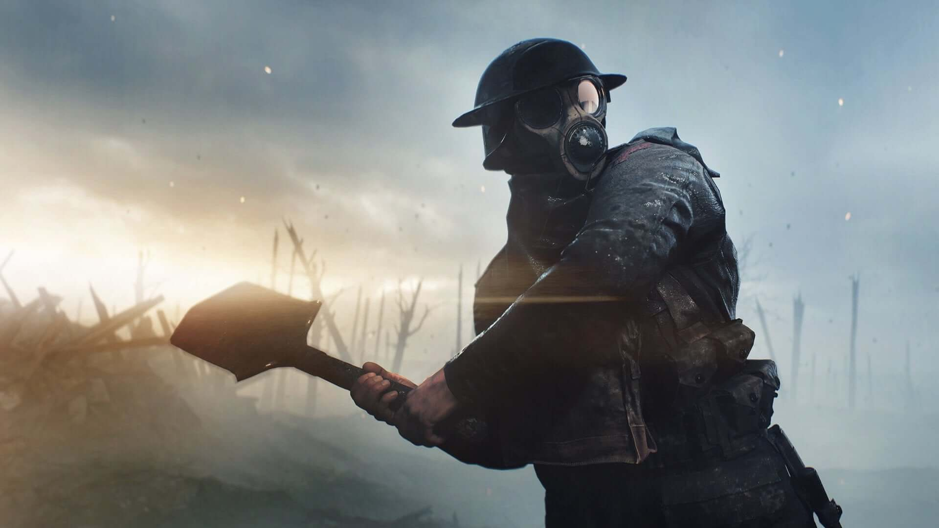 Buy Battlefield 1 (PS4) a PS4 Game from Electronic Arts