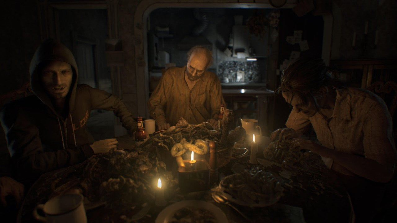 Buy Resident Evil 7 VR (PS4) a PS4 Game from Capcom - Shamy Stores