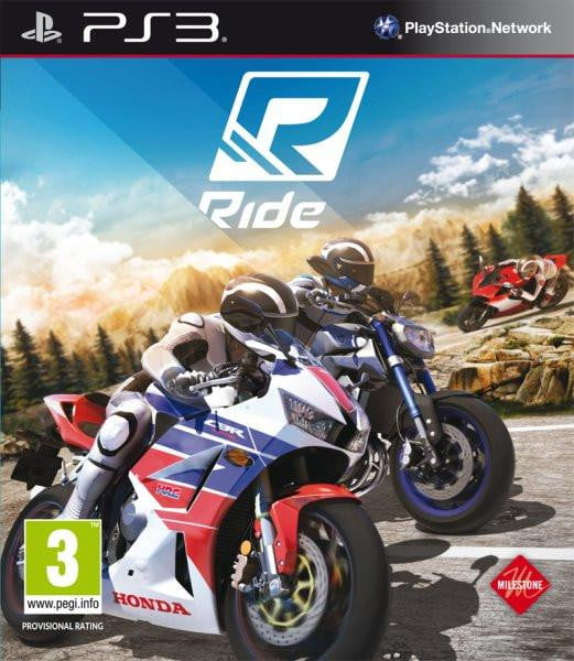 Buy Ride (PS3) PS3 Game in Egypt - Shamy Stores